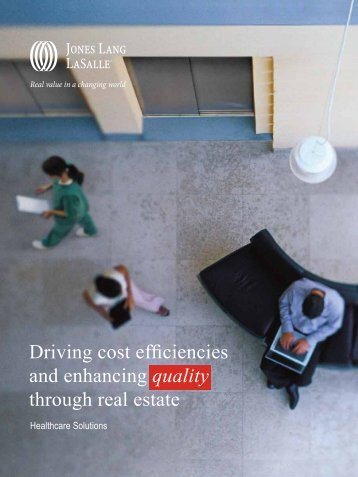 Find out how we can help - Jones Lang LaSalle