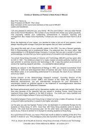 Dear Ms Catherine Kwai - Consulat général de France à Hong Kong ...