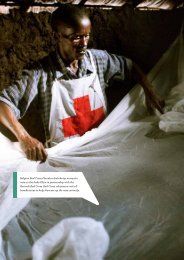 Belgian Red Cross-Flanders distributes mosquito nets on the Imbo ...