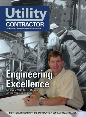 View Full June PDF Issue - Utility Contractor Magazine
