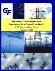 Managing Transmission Grid Investment in a Competitive World A ...