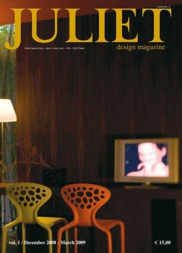 Juliet Design Magazine