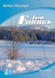 Commissions - Communauté de Communes du Mont D'Or Deux Lacs