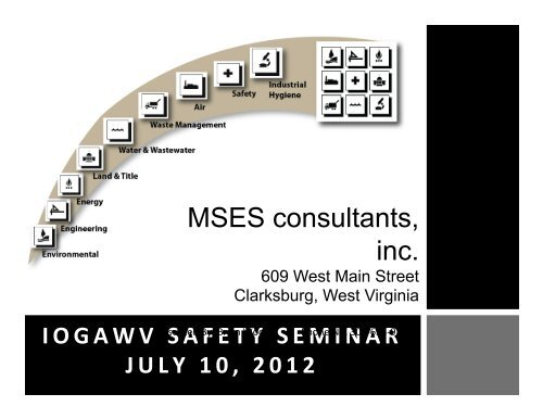 MSES consultants, inc  - Independent Oil and Gas Association of