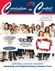 Adopting and Implementing Common Core - wsascd