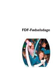 FDF-Fødselsdage - Leder - FDF