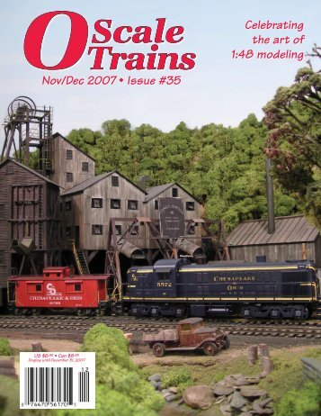 1 - O Scale Trains Magazine Online