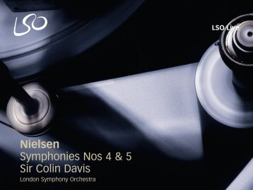 Nielsen: Symphonies Nos 4 & 5