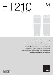 FT210Optical Device - Nice-service.com