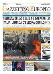 Numero 16 del 14/05/2011 - Cultura Lazio