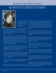 in memory of... - Briar Cliff University - Page 6
