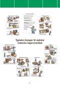 Ulykker indenfor lagerområdet - BAR transport og engros - Page 7