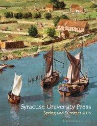 Spring 2013 - Syracuse University Press