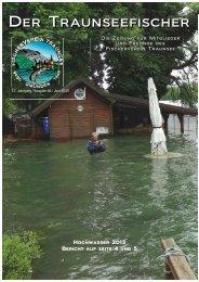 Der Traunseefischer Ausgabe 66 Juni 2013 - Fischerverein Traunsee