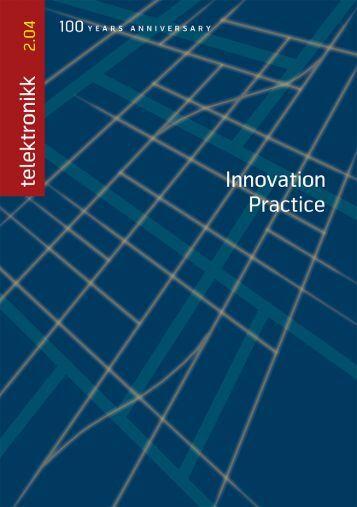 Innovation Practice - Telenor