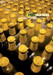 Geschäftsbericht 2006 - Ottakringer Getränke AG