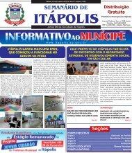 SEMANÁRIO DE - Prefeitura Municipal de Itápolis - Governo do ...