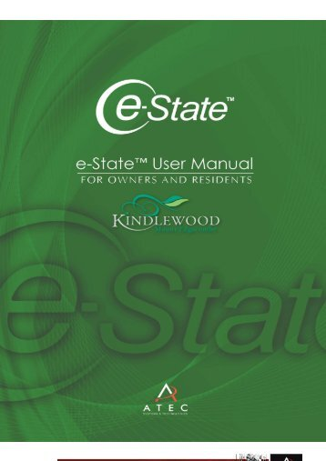 Welcome Pack - e-StatePortal