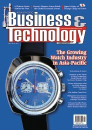 AP 2011 11 - Asia-Pacific Business and Technology Report