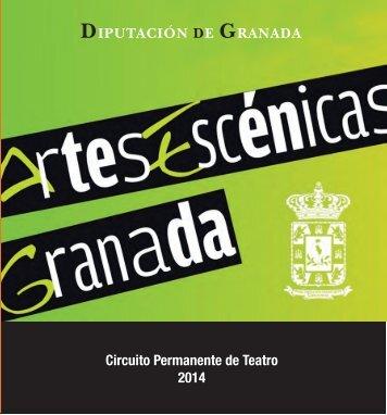 PROGRAMACIÓN CIRCUITO TEATRO 2014