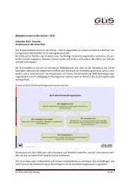 Globales Lernen in der Schule – GLiS - Comenius-Institut