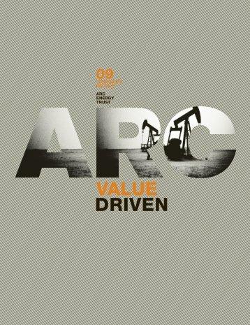 Corporate Profile - ARC Resources Ltd.