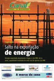 Junho de 2011 Ano 5 N° 57 - Canal : O jornal da bioenergia