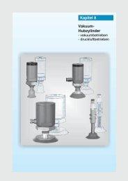 Vakuum- Hubzylinder Kapitel 8 - VeeM TRADING sro