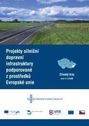 Zlínský kraj - Ředitelství silnic a dálnic