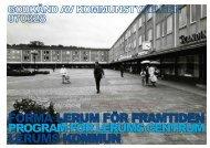 PROGRAM FÖR LERUMS CENTRUM - Lerums Kommun