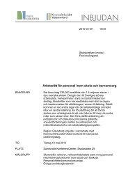 Arbetsrätt för personal inom skola och barnomsorg