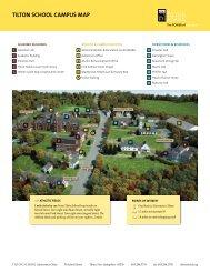 Tilton School College Acceptance List