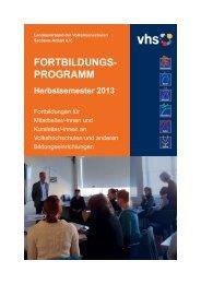 Programm_Herbstsemester_2013 - Vhs-st.de