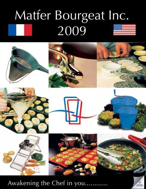 Matfer Bourgeat 167106 Plain Pastry Bags Tips