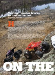 Taking monster trucks to new extremes - RC Car Action