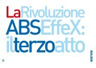 La gamma ABS EffeX - Watergas