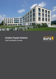 Creative Façade Solutions - Swisspearl
