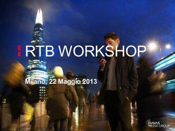 Havas workshop su rtb (.pdf) - Prima Comunicazione