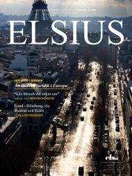 ELSIUS nr 8 - ELSA Sweden
