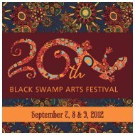 2012 Black Swamp artS FeStival - Sentinel-Tribune