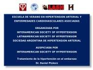 Tratamiento de la hipertensión en el embarazo. - Sociedad ...