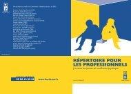 Structures de soins spécialisés - Bordeaux