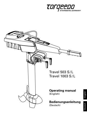Torqeedo Travel 503/1003 - Grabner Sports
