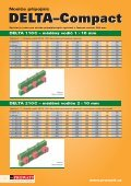 Katalog výrobku DELTA-Compact - Prowatt - Page 2