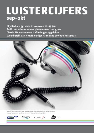 sep-okt - Sky Radio Group