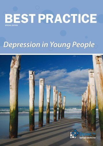 Depression in Young People - Bpac.org.nz