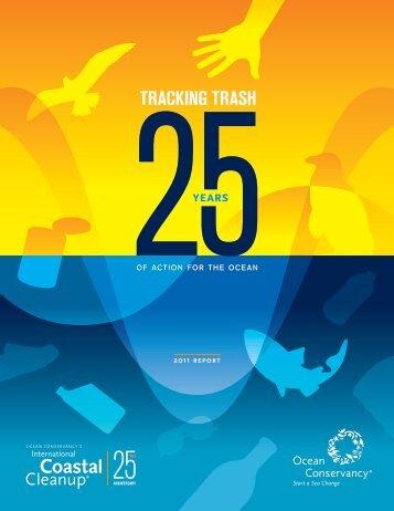 2011 Marine Debris Report - Ocean Conservancy