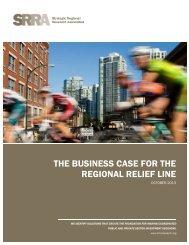 SRRA+-+Business+Case+Regional+Relief+Line