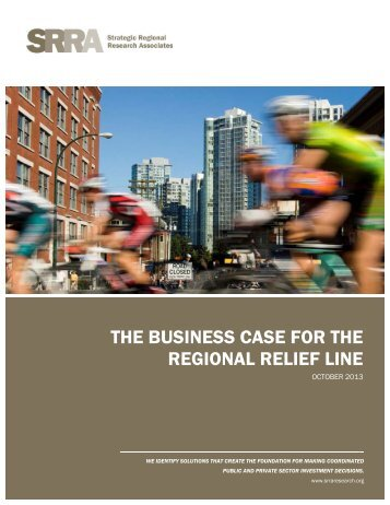 SRRA+-+Business+Case+Regional+Relief+Line