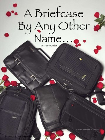 A Briefcase By Any Other Name… - Travel Goods Association